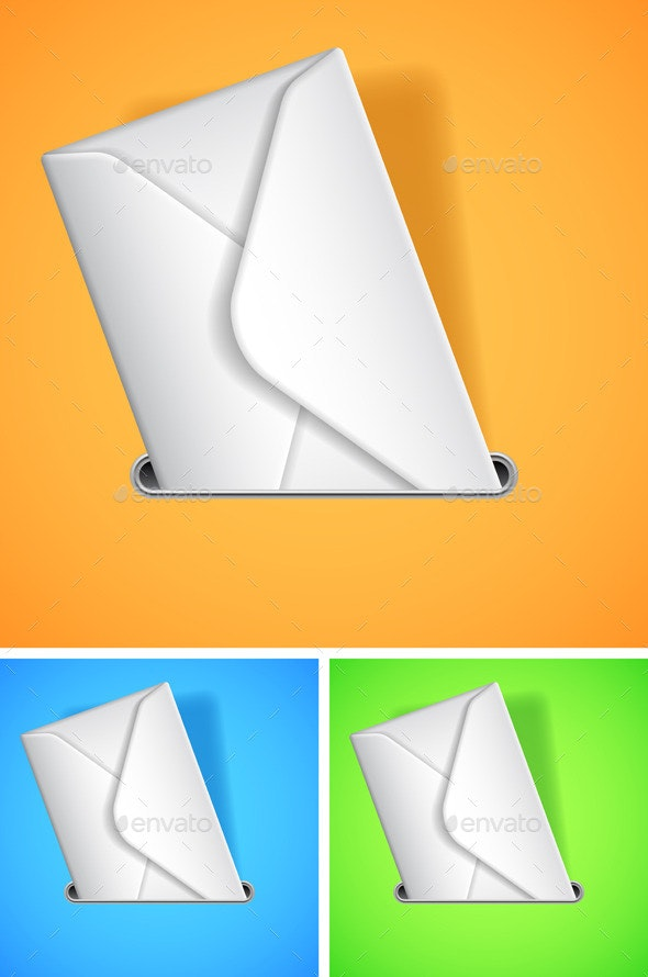 Mail Concept - Communications Technology