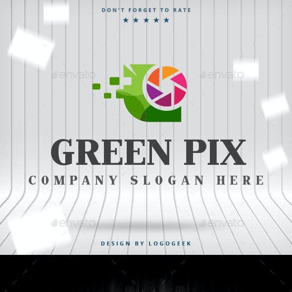 Green Pix Logo