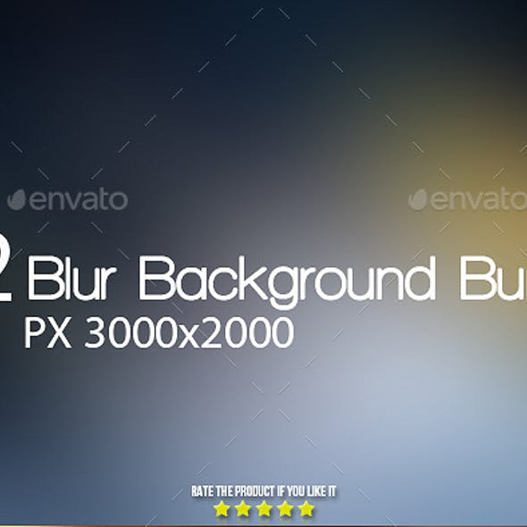 72 Smooth Blur Background Bundle