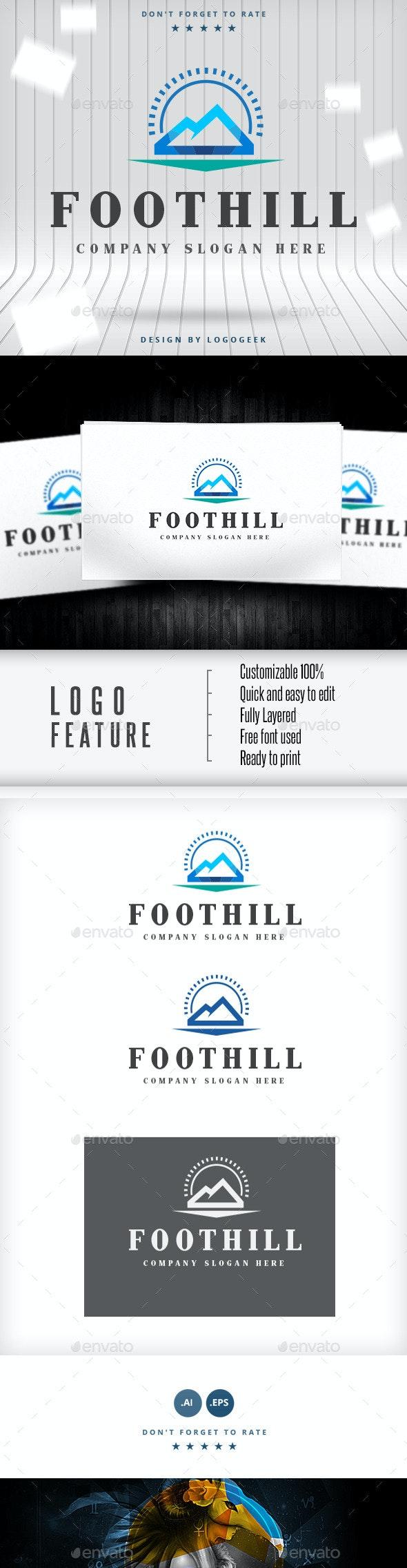 Foothill Logo - Logo Templates