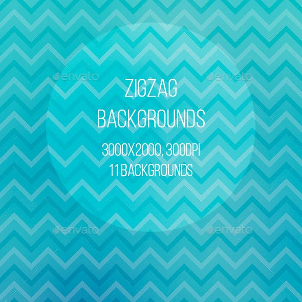 Zigzag Backgrounds