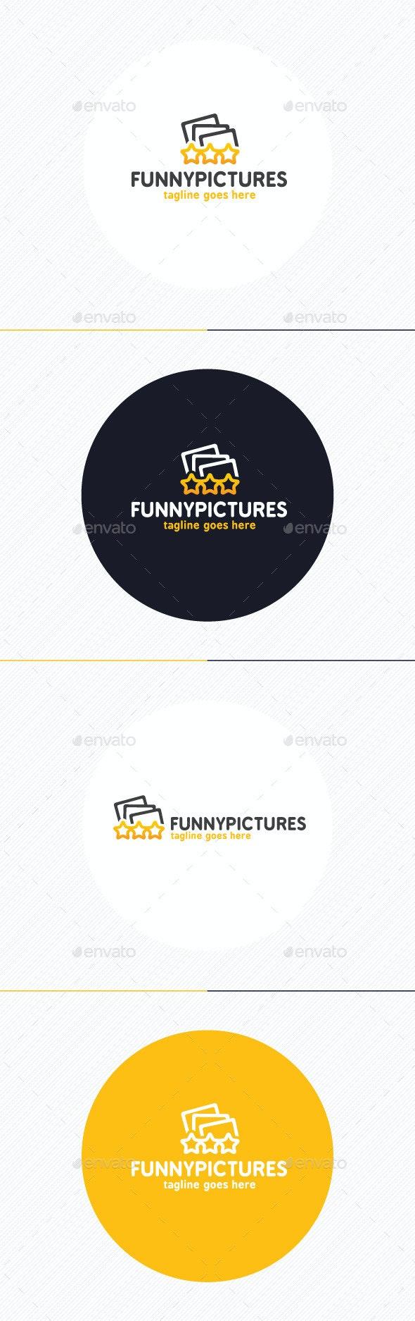 Funny Pictures Logo - Symbols Logo Templates