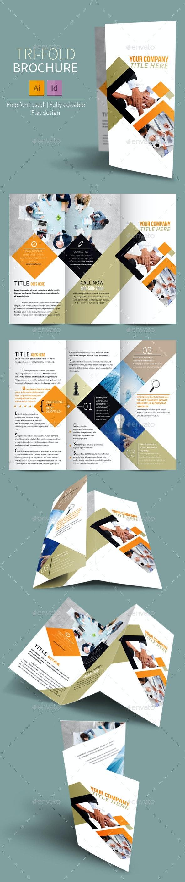 Business Brochure Template - Informational Brochures