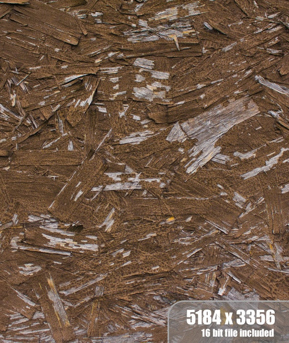 Aged Particle Board - Wood Textures