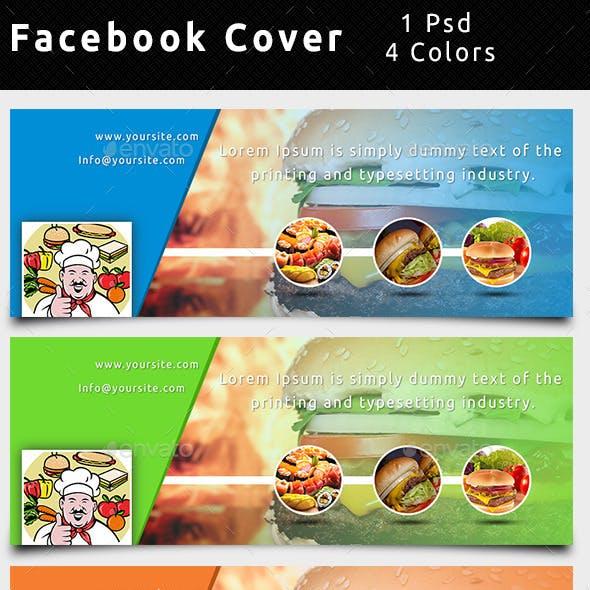 Restaurant Timeline Cover