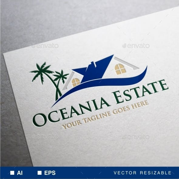 Oceania Estate Logo