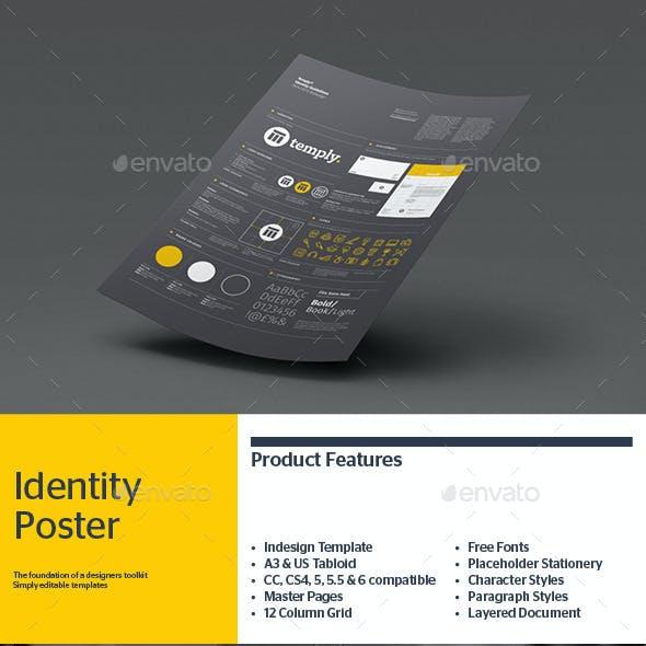 Brand Identity Poster