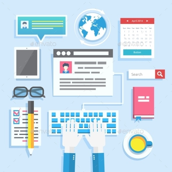 Blogging and Writing for Website - Web Technology