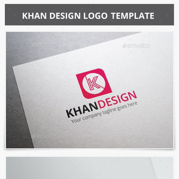 Khan Design Logo