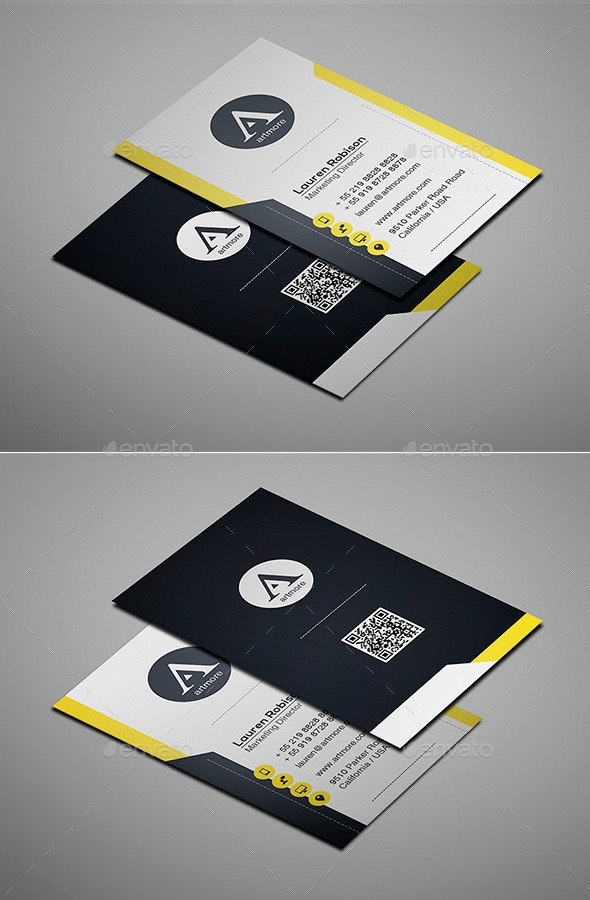 Simple Business Card Vol. V - Creative Business Cards