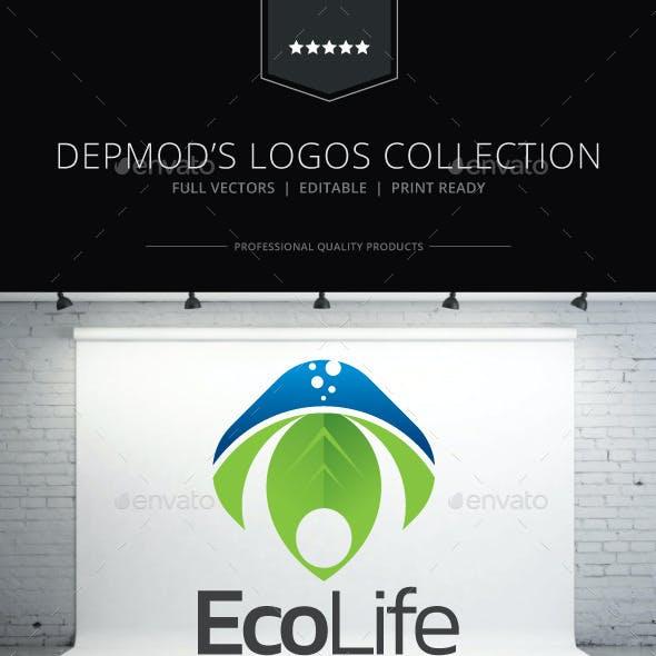 Eco Life V.02 Logo