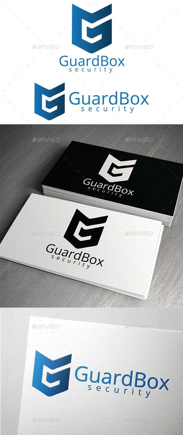 Guard Box Logo - Logo Templates
