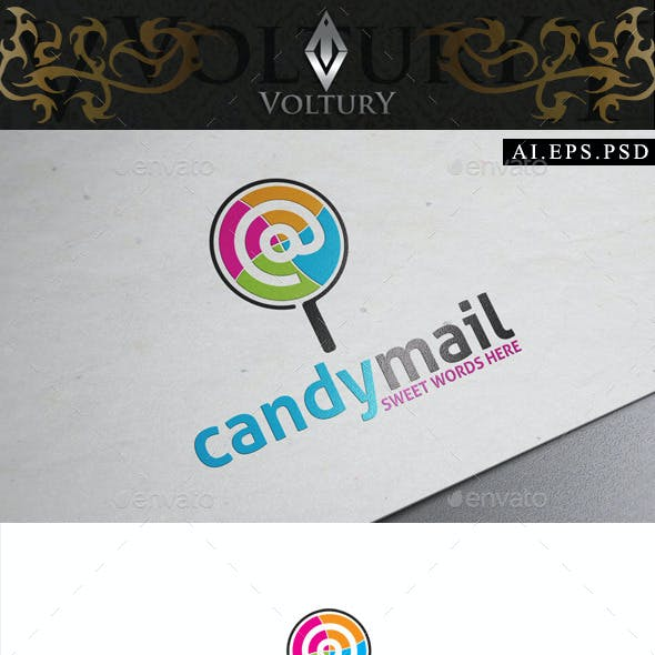 Candy Mail Logo