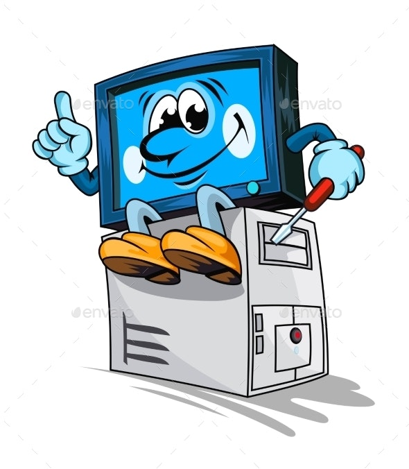 Computer Repair Service - Computers Technology