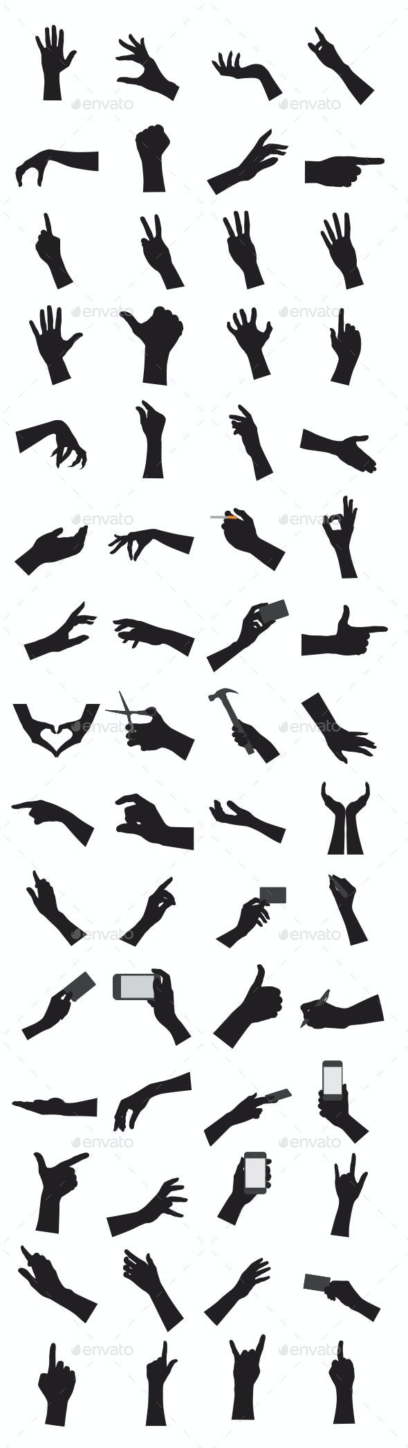Hand - People Characters