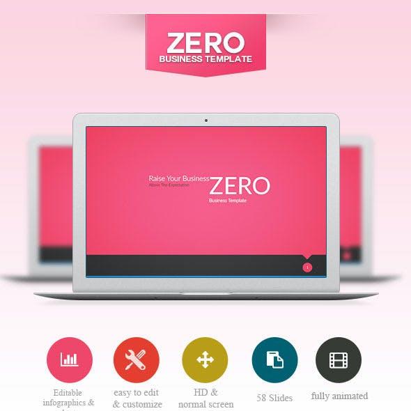 ZERO Power Point Presentation