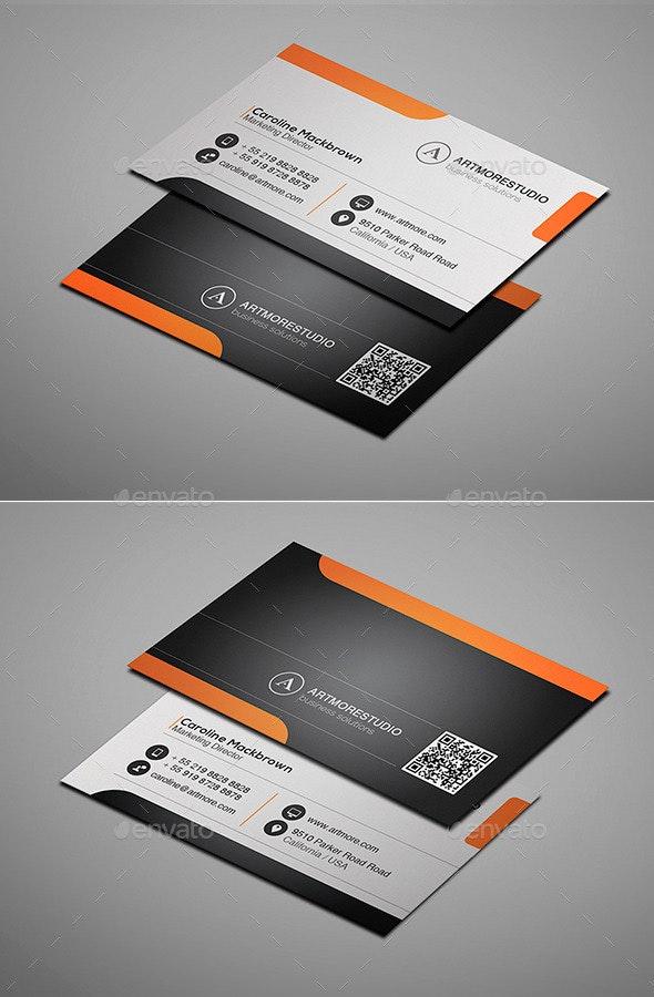 Simple Business Card Vol. VIII - Creative Business Cards