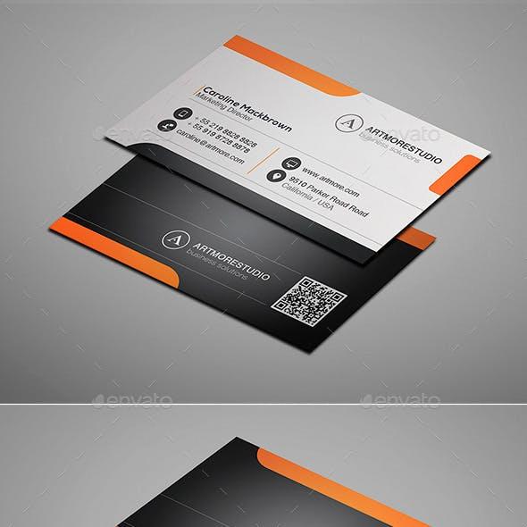 Simple Business Card Vol. VIII