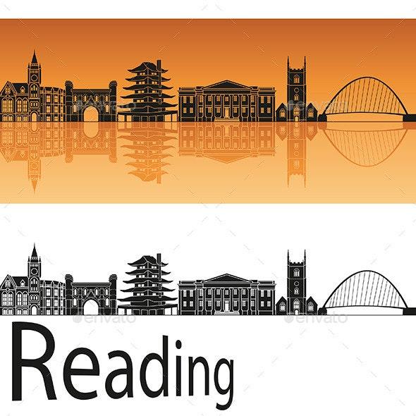 Reading Skyline - Buildings Objects