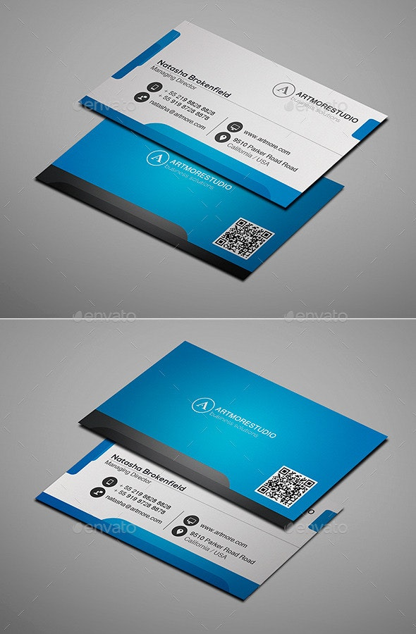 Simple Business Card Vol. IX - Creative Business Cards