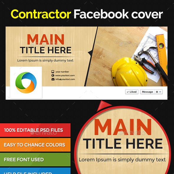 Contractor FB Cover Image