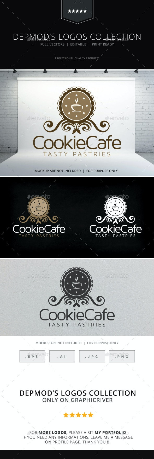 Cookie Cafe Logo