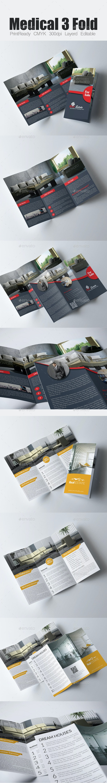 Tri Fold Real Estate Bundle - Corporate Brochures