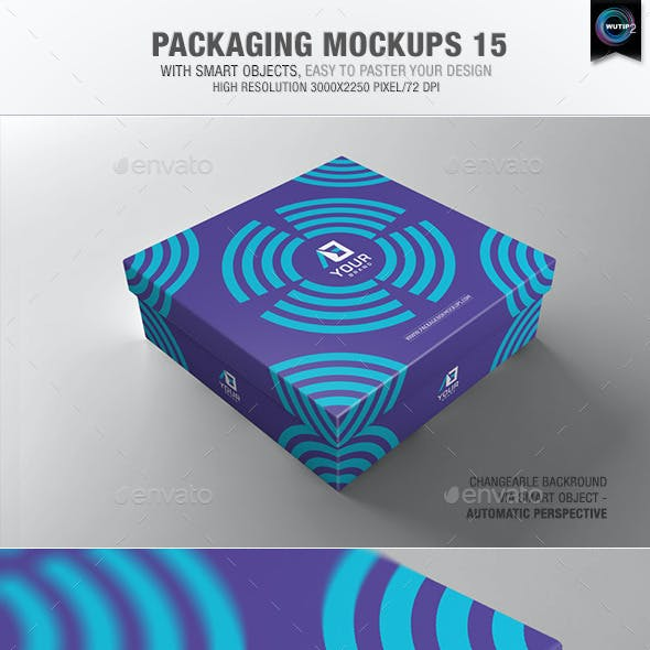 Packaging Mock-ups 15