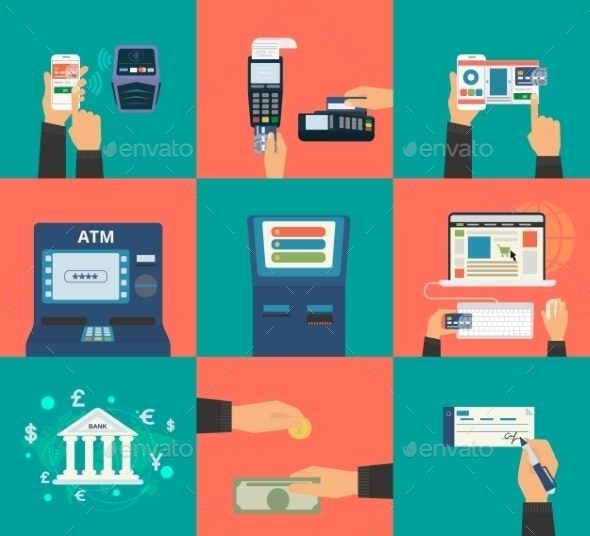Payment Methods - Concepts Business