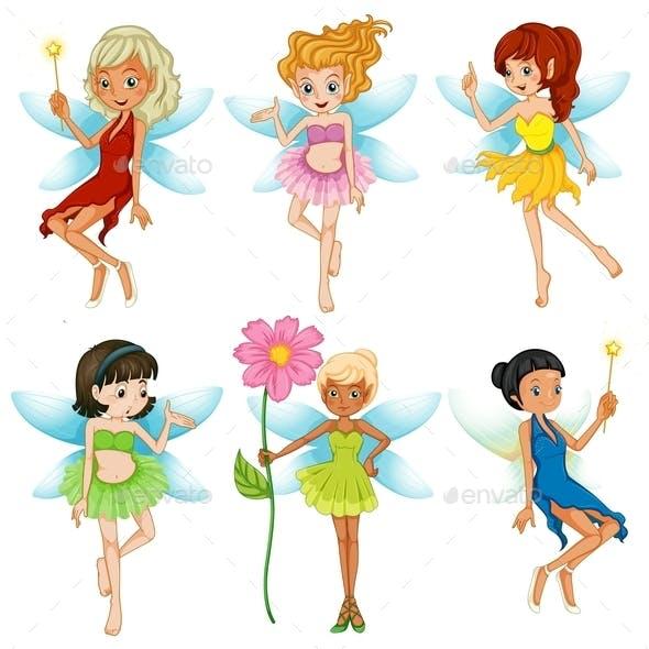 Fairies Set