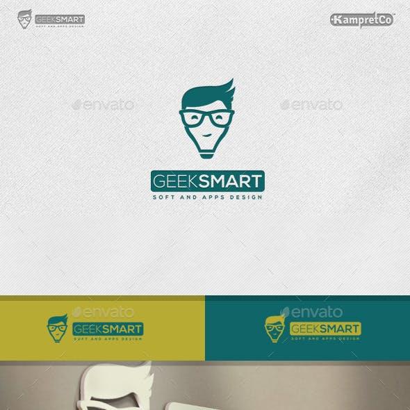 Geek Smart Logo