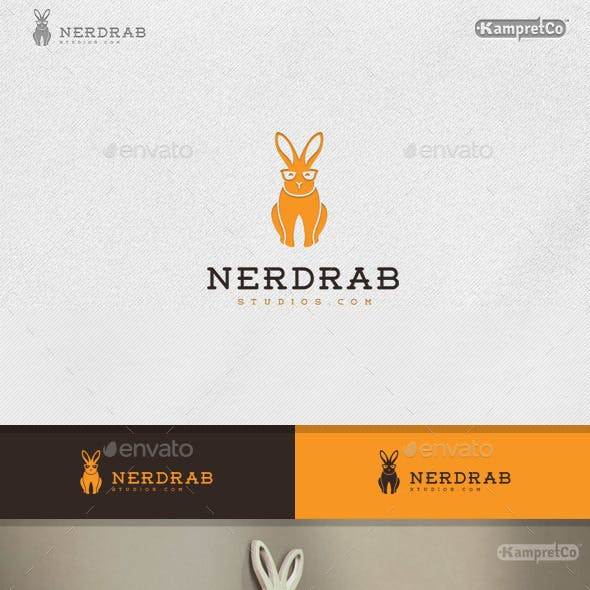 Nerd Rabbit Logo