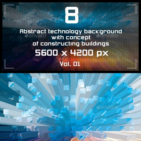 Abstract Technology Backgrounds