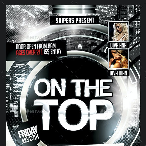 On the Top Flyer