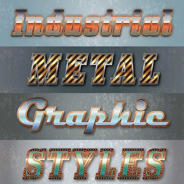 Industrial Metal Styles