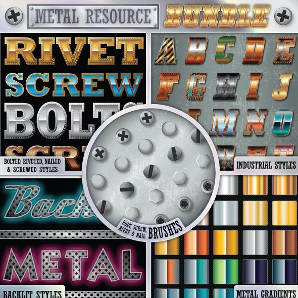 Metal Resource Bundle