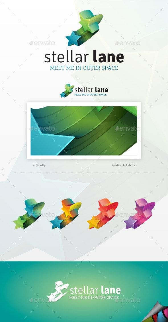 Stellar Lane Logo - Symbols Logo Templates
