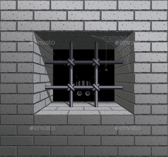 Prison - Buildings Objects