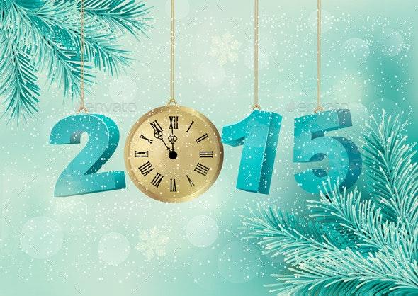 Holiday Background for 2015  - Christmas Seasons/Holidays