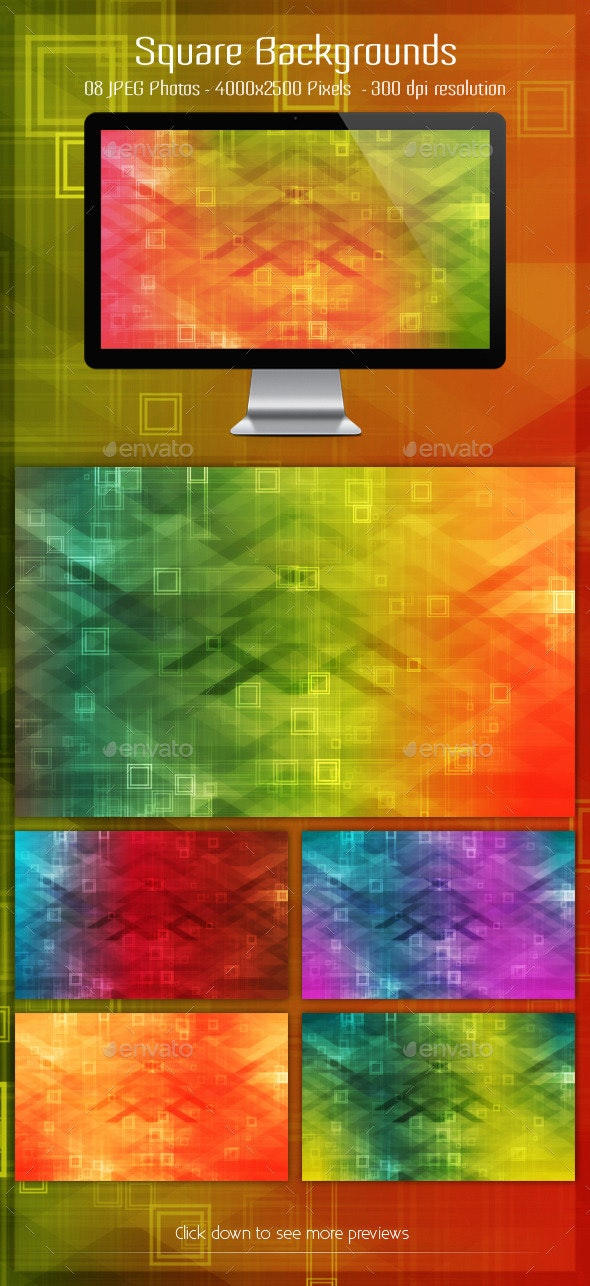Square Backgrounds - Backgrounds Graphics