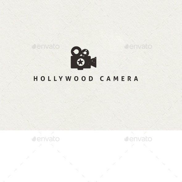 Hollywood Camera Logo
