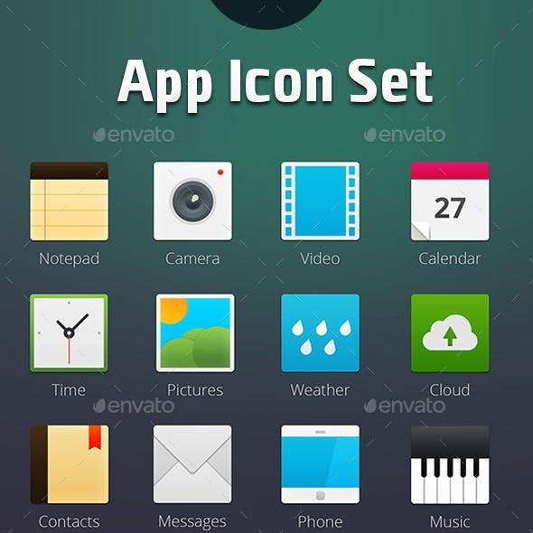 Mobile Phone6 App Market Icon
