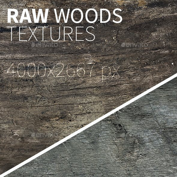Pure 7 Raw Wood Textures