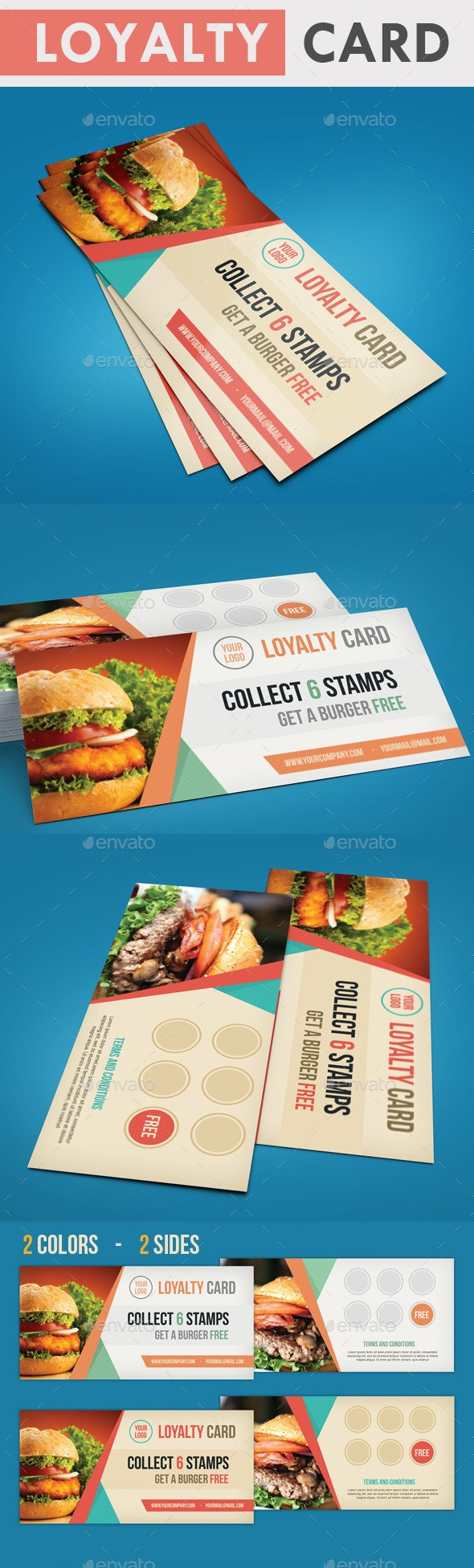 Loyalty Card - Loyalty Cards Cards & Invites