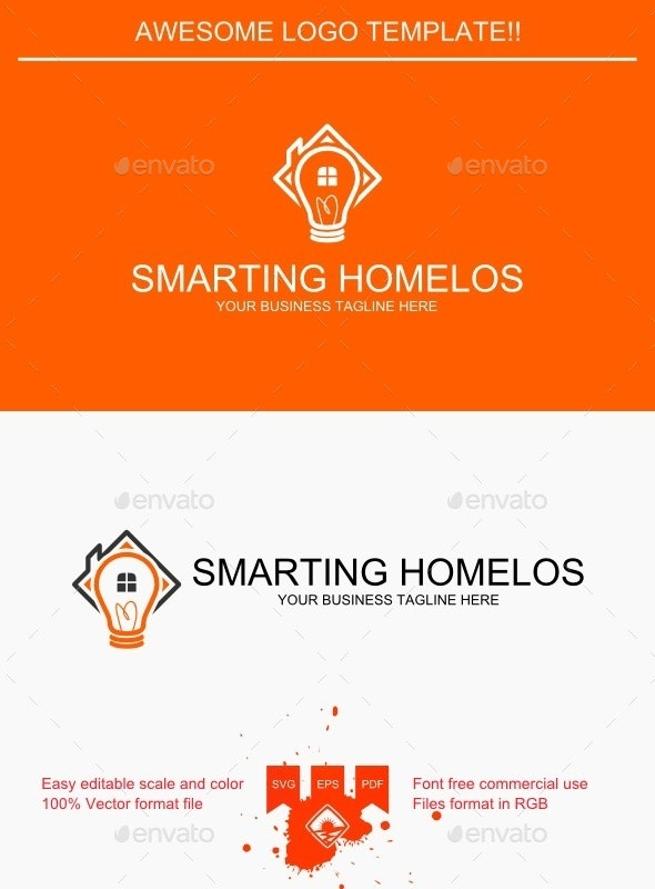 Smarting Homelos Logo