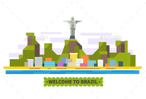 Welcome to Brazil - Landscapes Nature