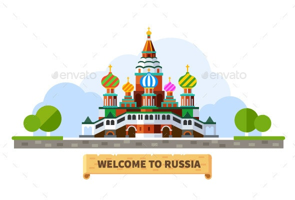 Welcome to Russia - Landscapes Nature