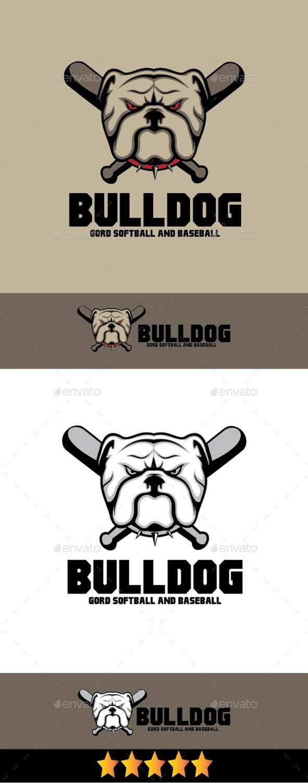 Bull Dog Logo - Animals Logo Templates