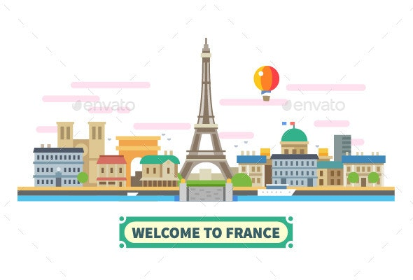 Welcome to France - Landscapes Nature