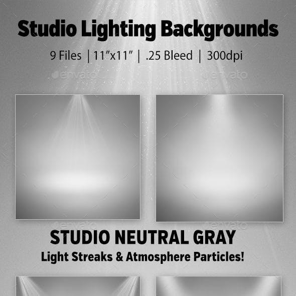 Studio Lighting Backgrounds